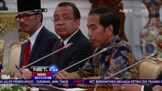 Jokowi Ajak Arab Saudi Sebarkan Islam yang Toleran - NET24
