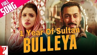 Special Song To Bulleya Song Sultan (2016) Release Date On 6th July 2016 Wednesday