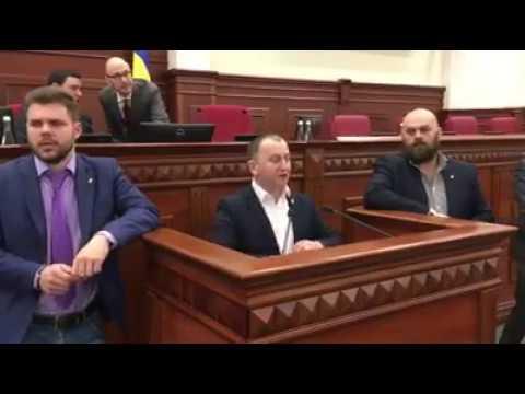"""""""Свобода"""" продовжує блокувати розгляд Київрадою земельних питань, ‒ Юрій Сиротюк"""