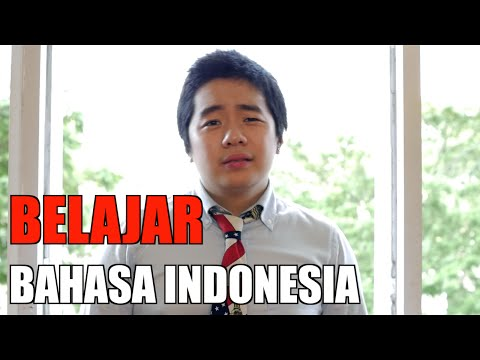 Cara Belajar BAHASA INDONESIA