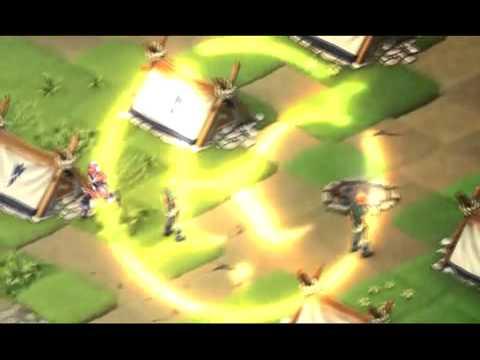 Бесплатная браузерная онлайн RPG Королевство