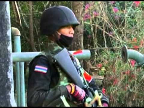 Thai-Cambodia Troops in New Clash