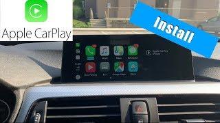 Apple CarPlay Install / BMW 435i / Kies Motorsports #bmw #kiesmotorsports #435
