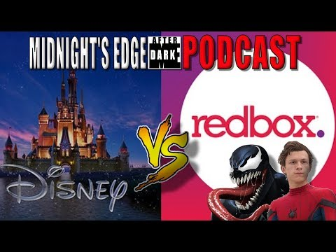 Redbox vs Disney, Tom Holland in Venom?, Flashpoint Director - ME:AD Podcas thumbnail