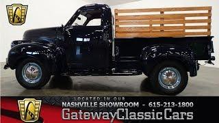1946 Studebaker Pick up, Gateway classic cars Nashville, #593