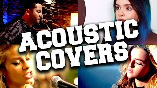 Best Acoustic S Of Popular Songs 2018 Amazing Acoustic Music Mix 2018