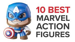 10 Best Marvel Action Figures in India with Price