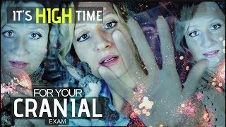 WARNING! This ASMR Will Get You HIGH 2 ❖ CRANIAL NERVE Exam Psychedelic Roleplay