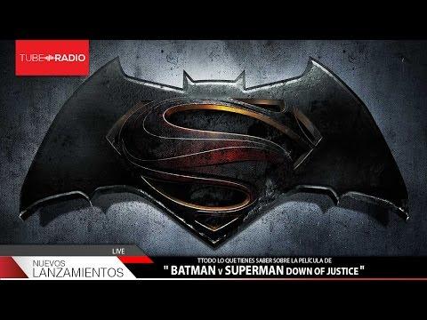 Todo lo que sabemos sobre: Batman v Superman: Dawn of Justice