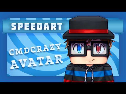 Minecraft SpeedArt - CMDCrazy Avatar