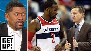 Should the Wizards trade John Wall, Bradley Beal? | Get Up!