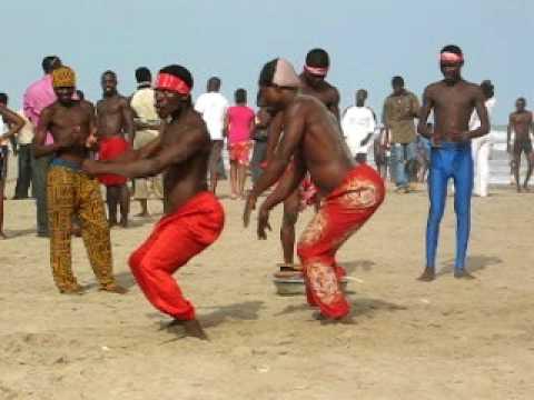 Labadi Beach Gymnastics Accra Ghana Youtube