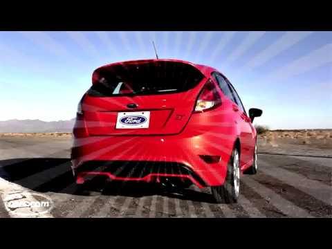 2014 Ford Fiesta ST Review. Walkaround. Exhaust. & Test Drive