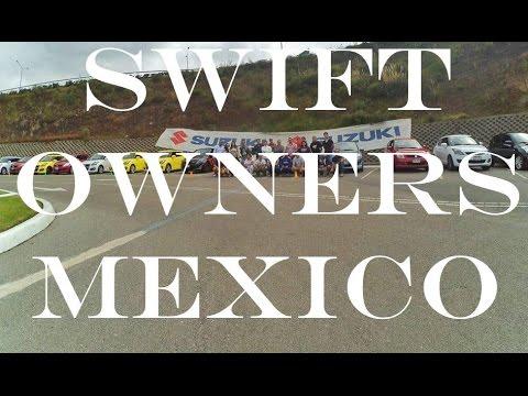 Swift Owners Mexico | Hot Lap | Suzuki Swift & Sport