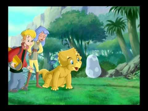 Dinotopia - En busca del rubi magico - Español