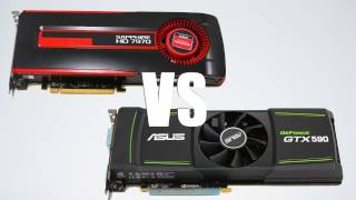 GPU Wars Round 2_ ASUS GTX 590 vs Sapphire HD 7970 Video Card Shootout