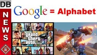 Google is now Alphabet - Rising Thunder - GTA 5 Profits   DB News