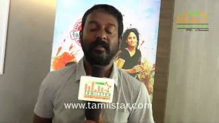 Vijay Vasanth At Jigina Movie Team Interview