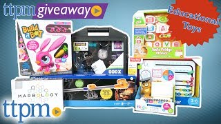Win an Educational toy on #TTPMLIVE this week! (8/22/18)