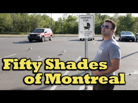 50 Shades of Montreal - Riding Shotgun (LOTR)