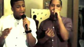Cuanto Nos Ama ( How He Love ) - Kim Walker (Juan C. & Jeffrey)