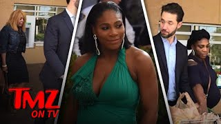Serena Williams: Eating For Two!   TMZ TV