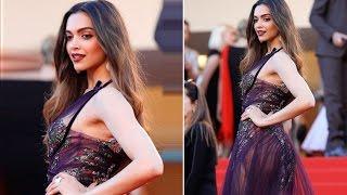Deepika Padukone Cannes 2017 Red Carpet look is BOLD BUTT beautiful