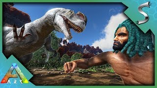 ADVENTURING FAILS & MONOLOPHOSAURUS TAMING! - Ark: Jurassic Park [E2]