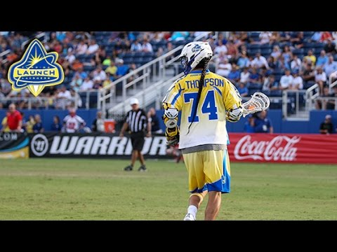 Lyle Thompson Week 12 Post Game Interview