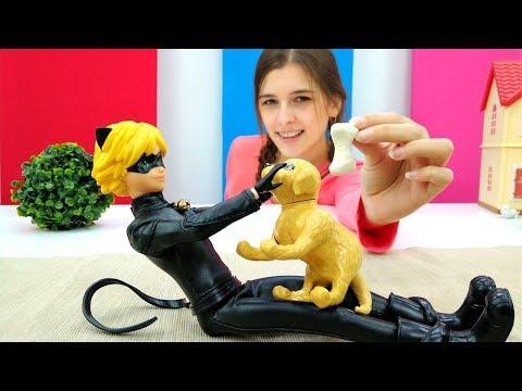 Леди Баг и Супер кот против Анти Баг