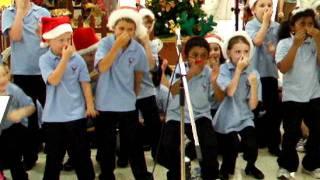 Christmas boogie woogie woogie