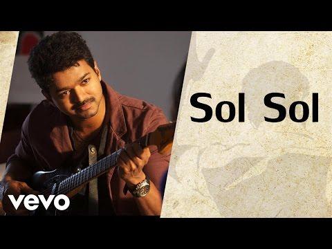 Thalaivaa - Sol Sol (Audio) (Pseudo Video)