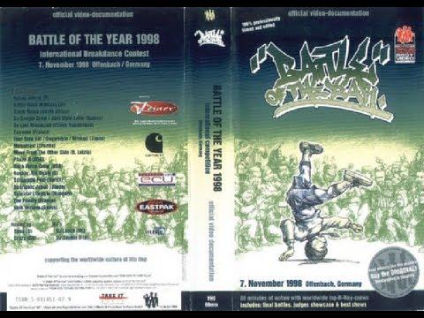 International Battle Of The Year Boty 1998 video