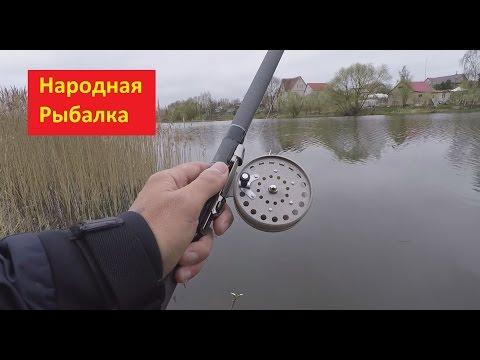как поймать карася весной на реке