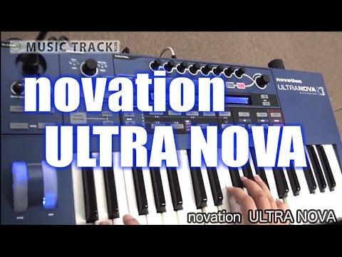 Novation ULTRA NOVA Demo&Review [English Captions]
