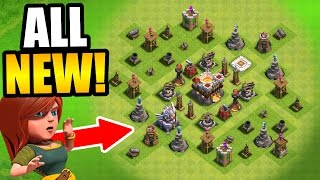 Clash Of Clans - 30 NEW DEFENSES IN 10 MINUTES!! - CRAZY CLASH OF CLANS GAME PLAY!