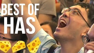 THE BEST STARCRAFT CHEESE! - Best of Has: Volume 1