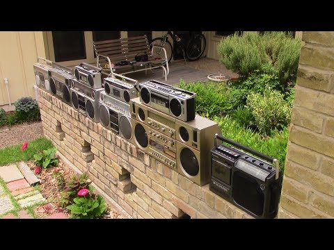 Panasonic RQ-548S sold last review plus other still for sale boombox