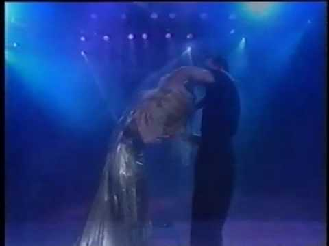 Patrick Swayze & Wife Dancing At World Music Awards 1994