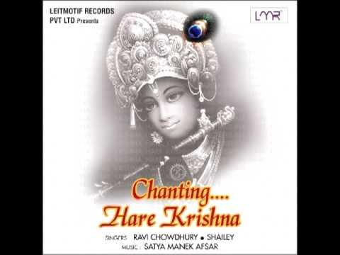 Chants Hare Rama Hare Krishna video
