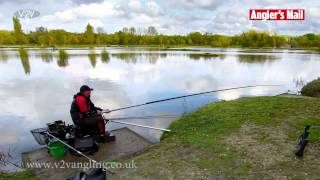 WILL RAISON THE REVEALS DAIWA AIR POLE