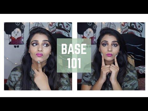 Makeup 101   Base DOs and DON'Ts   Makeup tutorials and reviews