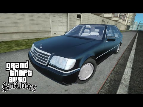 Mercedes-Benz 600SEL v2.0