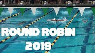 ROUND ROBIN 2019! Swim Meet Vlog *With Swims*