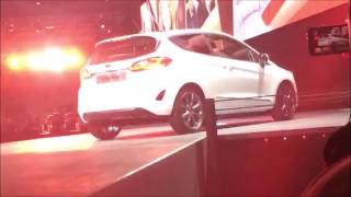 2017 Ford Fiesta MK8 (FIRST VIDEO ON WEB) !!!