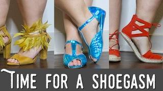 Haul Week Spring 2017 | Shoes, Heels, And Sandals
