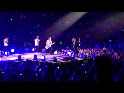 One Direction - Little White Lies - Tulsa OK - September 23, 2014