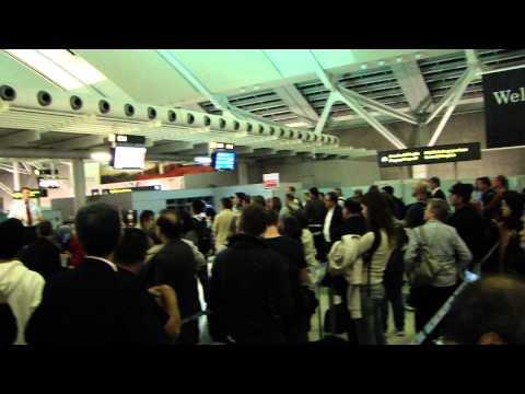 Air Canada flight Toronto x Sào Paulo cancelled