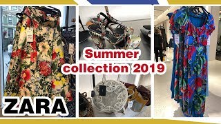 Zara | What's in store | Jumpsuits | Dresses | Bags | Shoes | June2019 | women's fashion