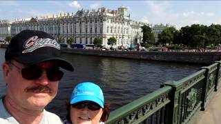 Visit to St. Petersburg